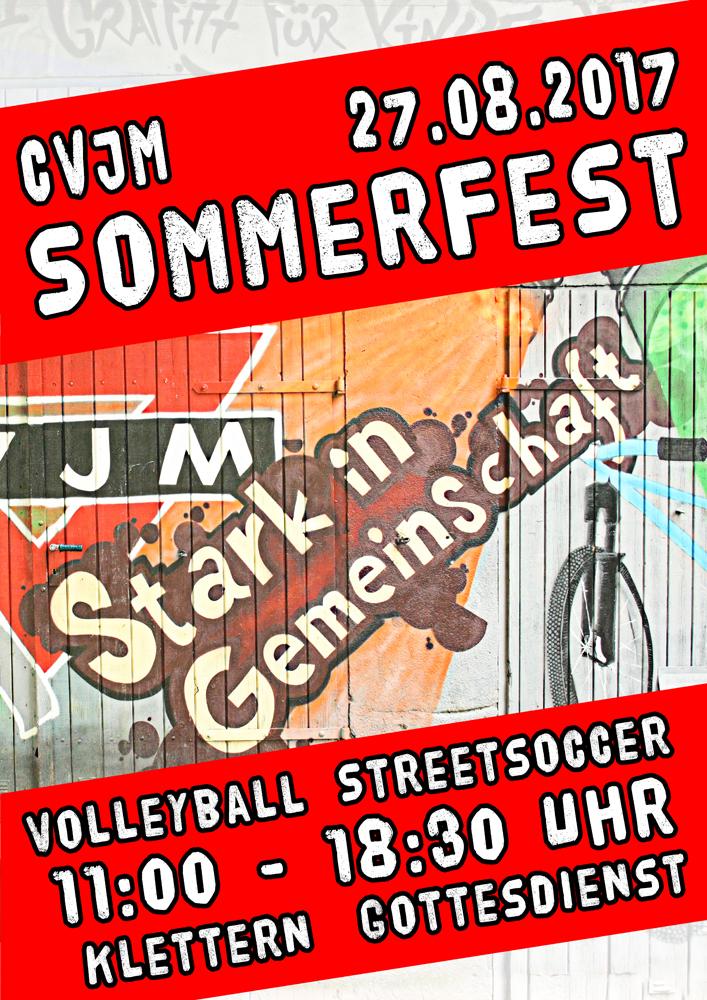 Sommerfest 2017 - 27. August